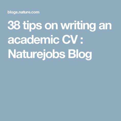 25+ parasta ideaa vain Pinterestissä Academic cv - academic cv