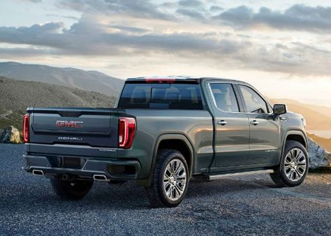 2020 Gmc Sierra 2500hd Mobil Diesel Canyon