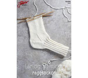 ny produkt fabriker heta produkter Lär dig att sticka raggsockor - gratis stickskola steg-för ...