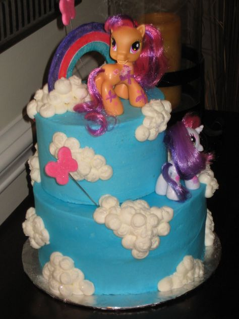 My Little Pony Cake Ideas | fOr THe lOvE oF CakE~: My Little Pony Birthday Cake