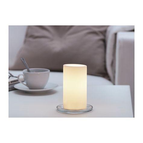 Pillar Candle IKEA LED Flameless