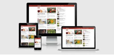 Pinktong Template Ringan Responsive Dan Fast Loading Desain Blogging Blogger