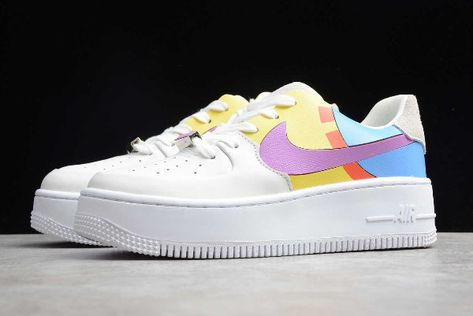 nike air force 1 sage low beige outfit Pinterest Hashtags