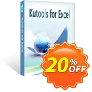 20 Off Kutools For Excel Coupon Code On Black Friday Promotions November 2020 Ivoicesoft Coding Coupon Codes Coupons