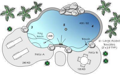 Swimming Pool Blueprints Swimming Pool Plan Swimming Pools