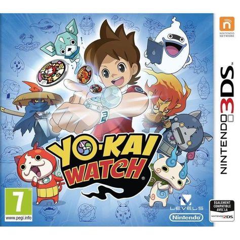 30.99 € ❤ Pour #3DS - Le Jeu de rôle #YoKaiWatch - Jeu 3DS ➡ https://ad.zanox.com/ppc/?28290640C84663587&ulp=[[http://www.cdiscount.com/jeux-pc-video-console/nintendo-3ds/yo-kai-watch-jeu-3ds/f-1039402-0045496472269.html?refer=zanoxpb&cid=affil&cm_mmc=zanoxpb-_-userid]]