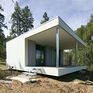 24 inspiring small homes   Simple cabin   Sunset.com
