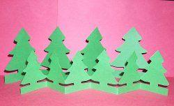 Christmas Paper Chain Doll Craft Christmas Paper Chains Christmas Paper Crafts Christmas Crafts