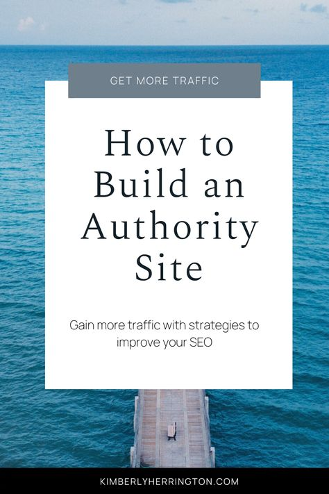 Build Your Online Authority