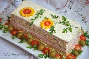 99 Ideas De Pasteles Y Tartas De Pan De Molde Pasteles Pasteles Salados Pasteles Y Tartas