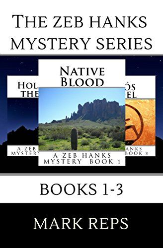 The Zeb Hanks Mystery Series | Recent eBook Deals & Free eBooks