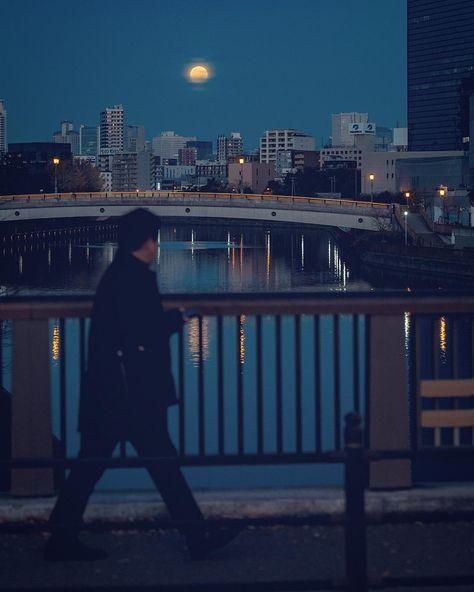 fullmoon Morning of full moon . . . . ....