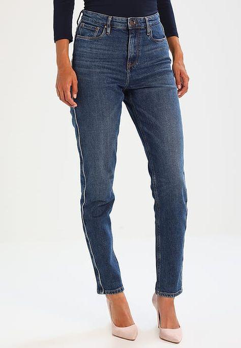 05ef03b1c Köp Tommy Hilfiger GRAMERCY NADIA - Jeans Tapered Fit - denim för 1 195,00  kr (2017-10-26) fraktfritt på Zalando.se