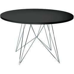Magis Xz3 Tisch O 120cm Weiss Nussbaum Magismagis In 2020 Runder