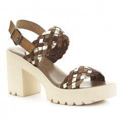 Zapatos 16 NovedadVerano MujerY Tacon Sandalias yYbf76g