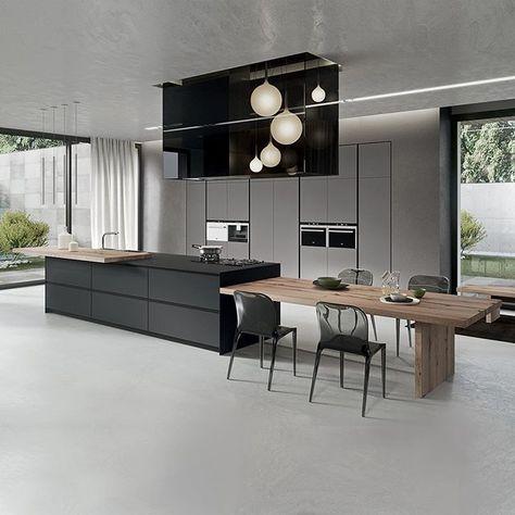 115 besten küchenbau bilder auf pinterest küchen modern küchen design und moderne küchen