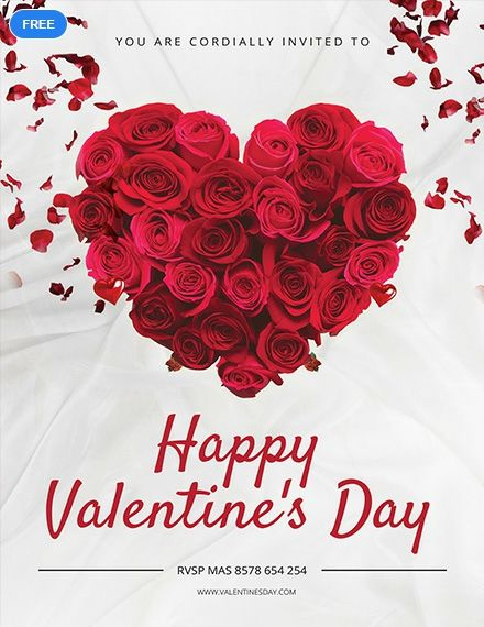 Happy Valentine S Greeting Card Template Psd Valentine Greeting Cards Valentines Greetings Greeting Card Template
