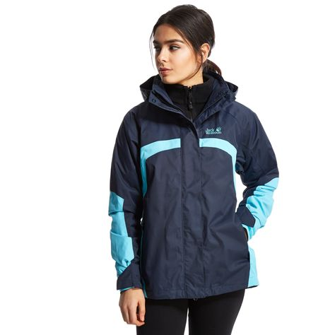 In JacketJackets Feel 3 Texapore Wolfskin 1 Jack Women's BWCoerdx