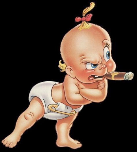 Baby Huey Roger Rabbit