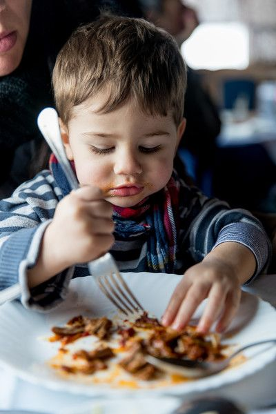Restaurants - Everything I Won't Miss About Having a Baby - Photos