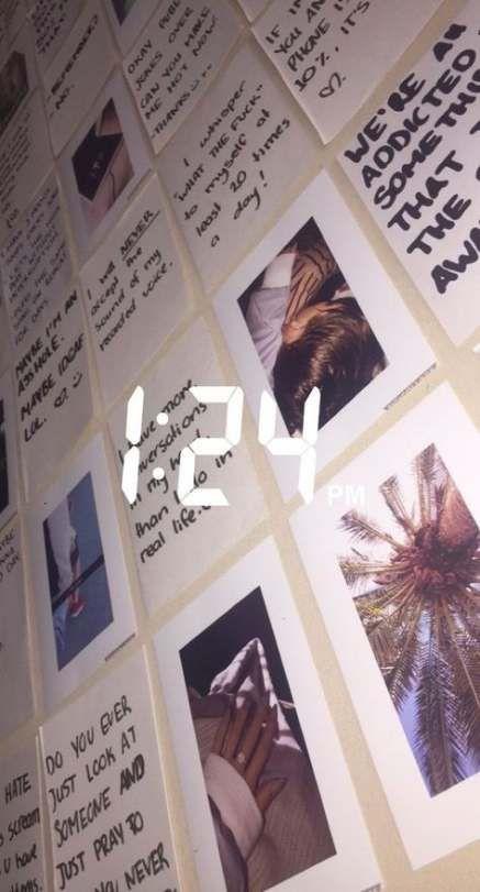 58 Ideas Diy Room Tumblr Polaroid Room Diy Wall Decor Bedroom Diy Wall Decor For Bedroom