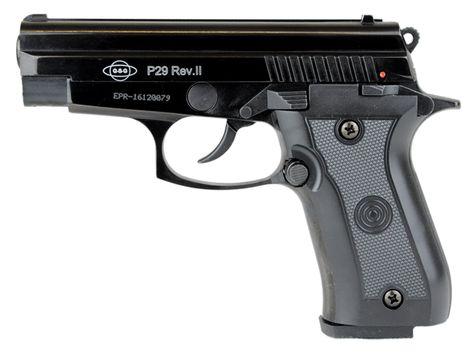 Ekol P29 Rev Ii Schreckschusspistole Gaspistole 9 Mm P A K