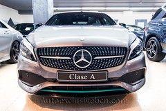 Mercedes A 250 Motorsport Petronas Edition Auto Exclusive Bcn Mercedes Benz Clase A Mercedes Clase A Mercedes Benz