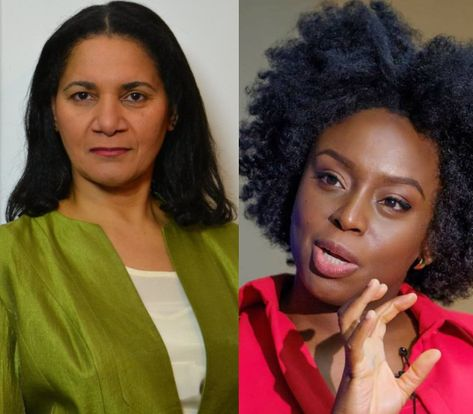 Anne Giwa-Amu accuses Chimamanda Ngozi Adichie of