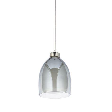 Metro Lane Forkland 1 Light Jar Pendant In 2021 Swag Light Jar Lights Light