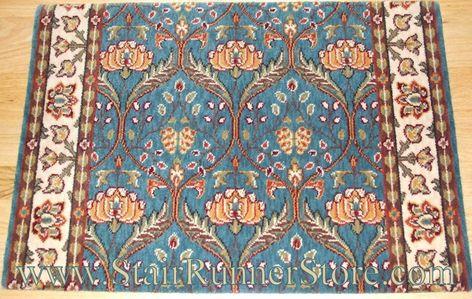 Wool Roll Runner 30 Inch Approx Width Persian Garden Stair Runner 12 Blue Hallway Carpet Runners Stair Runner Persian Garden