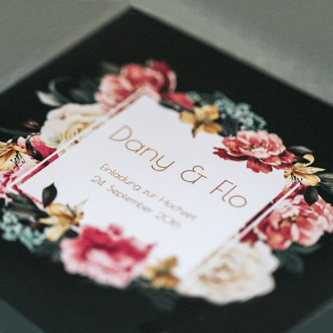 Hochzeit Feiner Prägedruck Aus Düsseldorf Visitenkarten