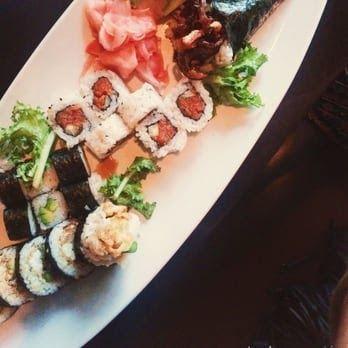 Image Result For Aji Sushi Winter Garden View Aji Sushi And Teppan Menu Order Sushi Food Pick Up Online From Aji Sushi And Tepp Sushi Recipes Sushi Best Sushi