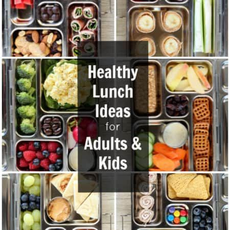 Healthy Lunch Ideas For Kids And Adults Healthy Lunches For Work Healthy Lunch Healthy