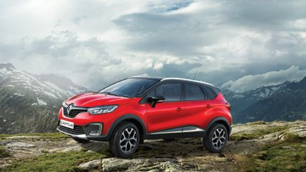 Renault Captur Is Acquired Starting Cost At Inr 9 5 Lakh Renault