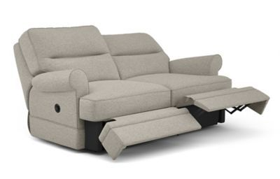 Berkeley Split Back Small Recliner Electric Silver Recliner 2 Seater Sofa With Images Small Recliners Recliner Brown Recliner