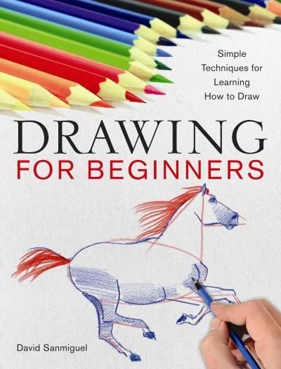 Drawing for Beginners: Simple Techniques for Learning How to Draw