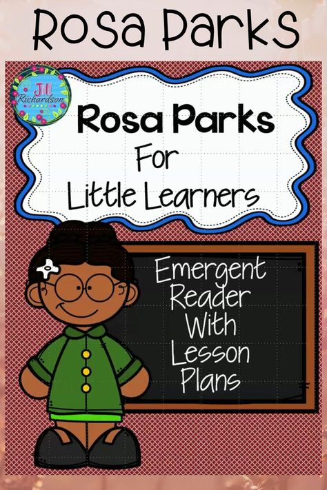 Rosa Parks Reader