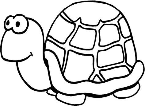tortuga-04.gif (605×441) | Dibujos de animales, Tortuga para ...