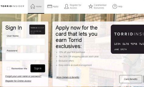 togshop credit card payment options comenity bank guidances pinterest