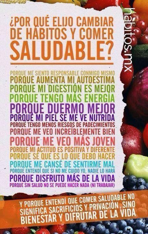 Frases Para Una Alimentacion Saludable Buscar Con Google