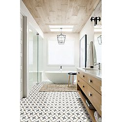Enigma Artisano Noce Sigma 8 Inch X 8 Inch High Definition Matte Porcelain Tile 7 32 Sq The Home Depot In 2020 Tile Stained Durable Flooring Ceramic Wall Tiles