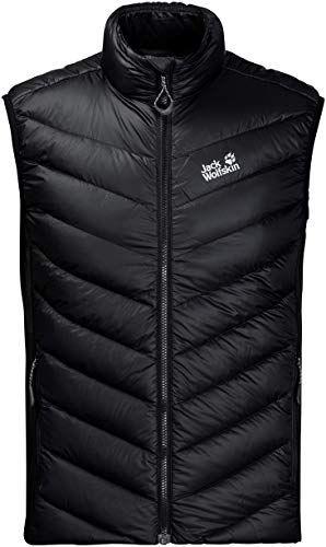 Jack Wolfskin Mens Caribou Crossing Track Midweight Hybrid Insulated Fleece Jacket