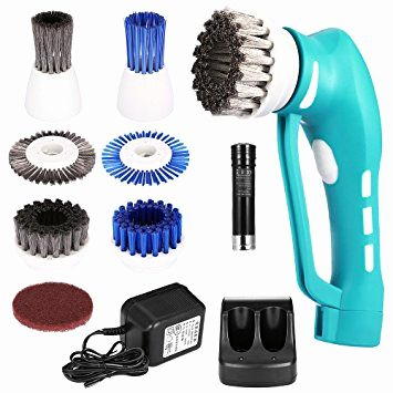 Brosse Electrique Pour Nettoyer Carrelage Electronic Products