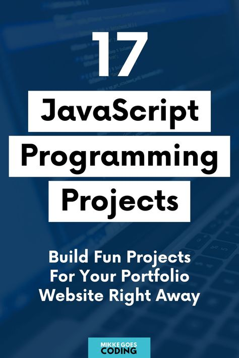 Youre learning JavaScript and youre ready to start building your first practical computer programming projects for your Learn Programming, Computer Programming, Free Programming Books, Computer Technology, Web Development Projects, Software Development, Web Design, Computer Science Projects, Computer Science