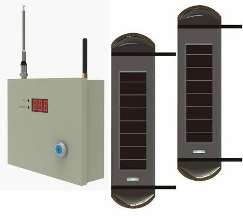 Perimeter Security Solution With App Monitor Wireless Solar Power Beam Break Alert Syst Wireless Home Security Systems Home Security Systems Security Solutions