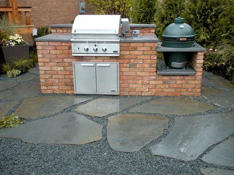 Grillplatz im Garten selber bauen - Anleitung und Tipps zur - grillstelle im garten