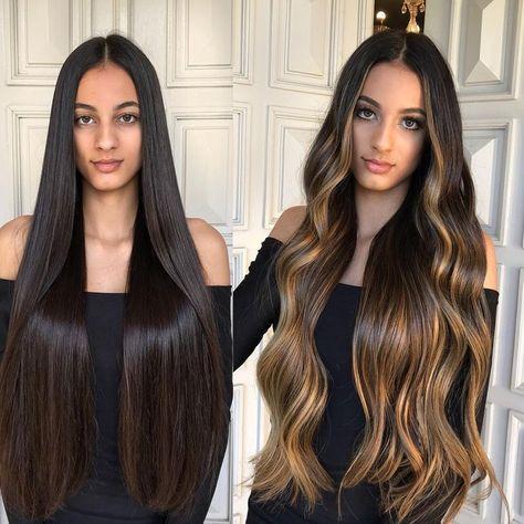 Hair Color Ideas For Brunettes Natural Ideas
