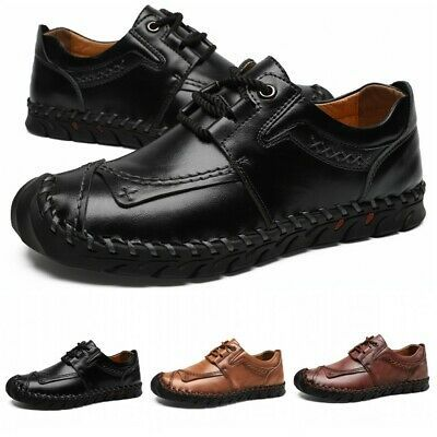 Faux leather flats, Leather shoe laces
