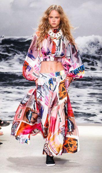 Cores Verão 2021 - Pantone revela as apostas da NYFW SS20 em 2020 | Ideias  fashion, Moda de nova iorque, Desfile de moda