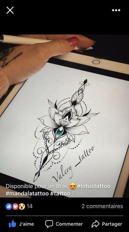 23+ Super ideas tattoo mandala small beautiful #tattoo